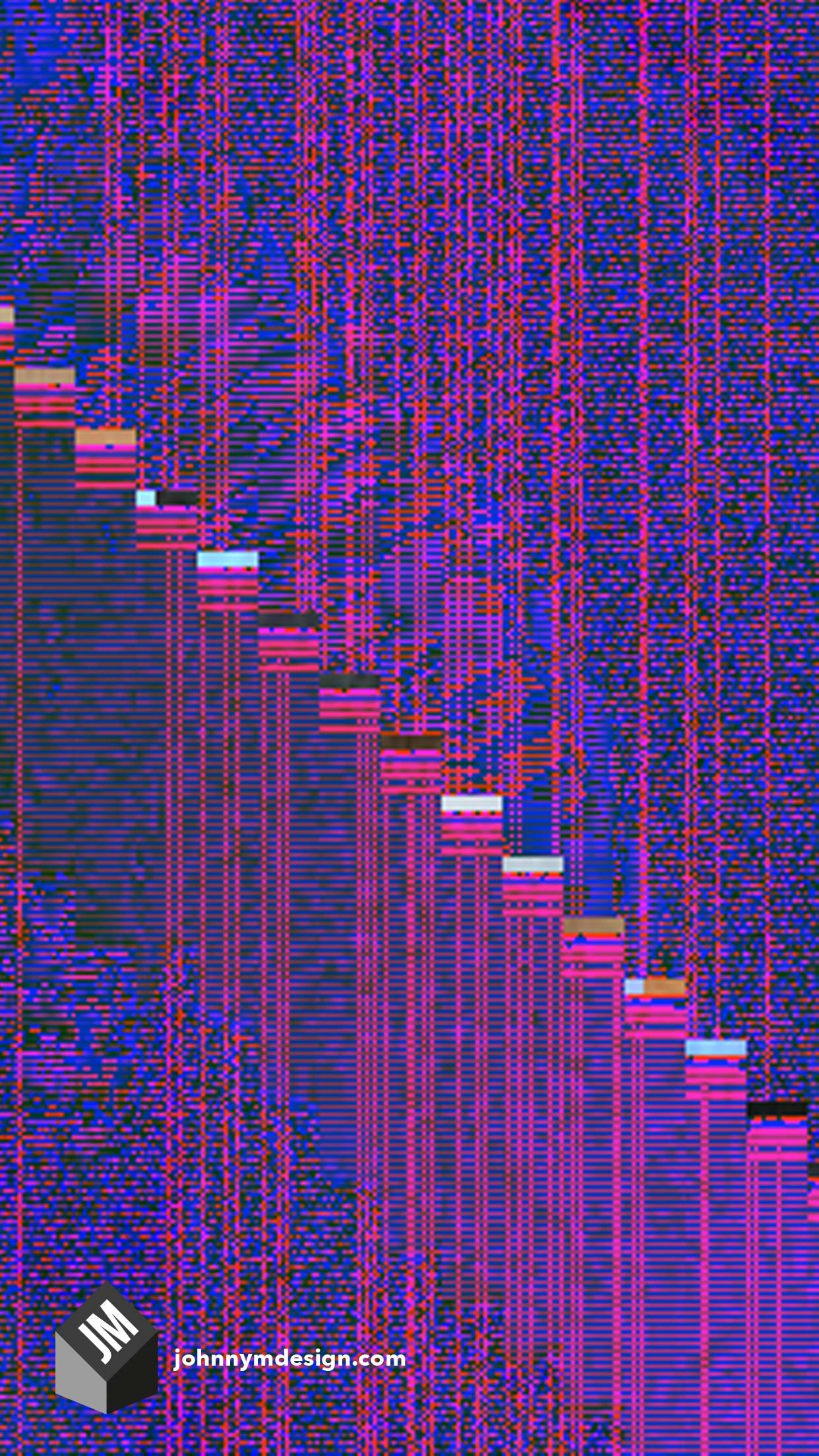 Glitch Phone Wallpapers